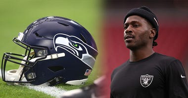 Antonio Brown, Russell Wilson, Seattle Seahawks, NFL, Football, Dirt and Sprague, 1080 The FAN, KFXX-AM