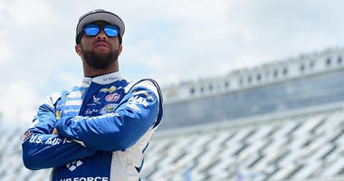 Bubba Wallace, NASCAR, racism, sports, Dusty and Cam in the Morning, 1080 The FAN, KFXX-AM