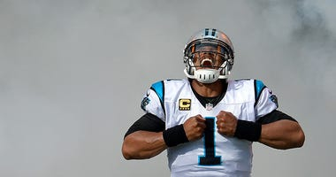 Cam Newton, New England Patriots, Carolina Panthers, NFL, football, Dusty and Cam in the Morning, 1080 The FAN, KFXX-AM