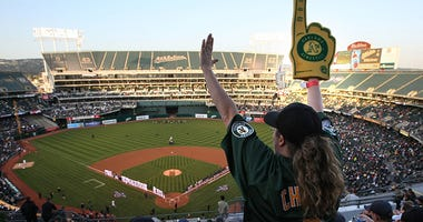 Oakland A, MLB, baseball, coronavirus, Primetime with Isaac and Suke, 1080 The FAN, KFXX-AM