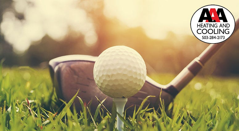 Golf, FAN Poll, AAA Heating and Cooling