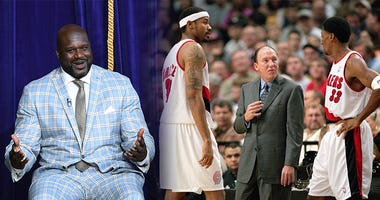 Shaquille O'Neal, Los Angeles Lakers, Portland Trail Blazers, NBA, Primetime, 1080 The FAN, KFXX-AM