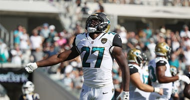 Leonard Fournette, NFL, Jacksonville Jaguars
