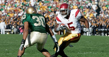 Reggie Bush, USC, NCAA Football, Pac-12 Football, Dirt and Sprague, 1080 The FAN, KFXX-AM