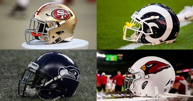 NFC West, NFL, San Francisco 49ers, Seattle Seahawks, Arizona Cardinals, Los Angeles Rams, Dusty and Cam in the Morning