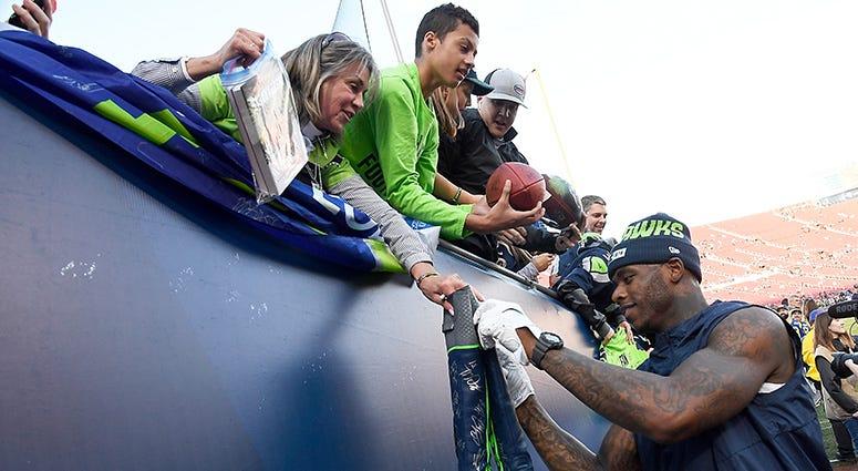 Josh Gordon, Seattle Seahawks, NFL