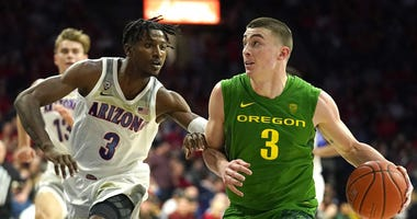Oregon Ducks Mens Basketball, Payton Pritchard, Pac-12