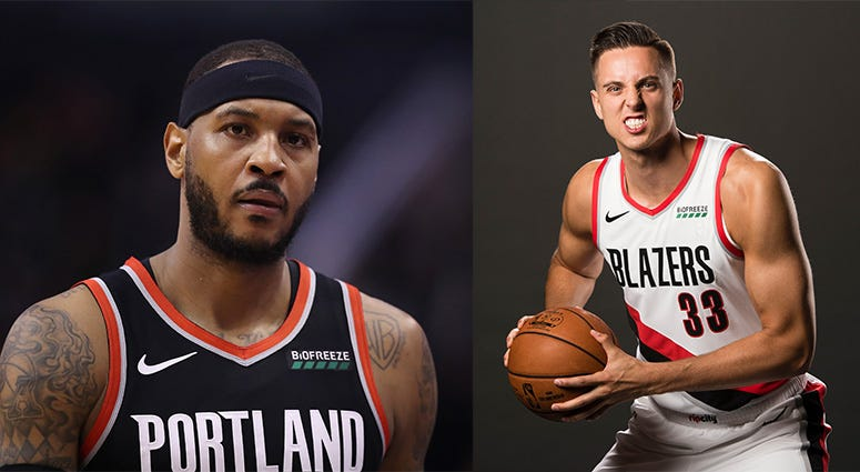 Trail Blazers, NBA
