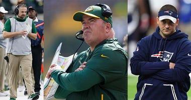 NFL Coaching, Ron Rivera, Matt Rhule