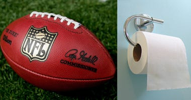 Coronavirus, NFL, toilet paper