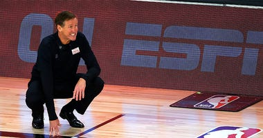 Terry Stotts, Portland Trail Blazers, NBA, coronavirus, Primetime, 1080 The FAN, KFXX-AM