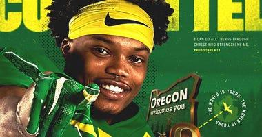 Oregon Ducks Football, Troy Franklin, recruiting, college football, football, Dirt and Sprague, 1080 The FAN, KFXX-AM