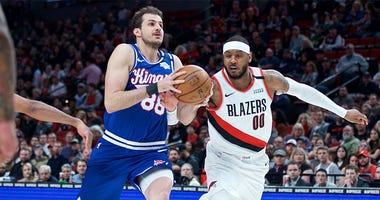 Portland Trail Blazers, Carmelo Anthony, Damian Lillard