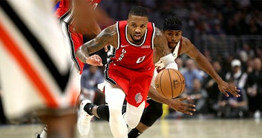 Portland trail blazers, Damian Lillard, nba, basketball, Dusty and Cam in the Morning, KFXX-AM, 1080 The FAN
