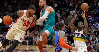 Portland Trail Blazers, New Orleans Pelicans, NBA