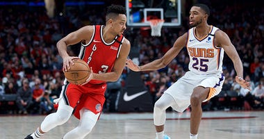 Portland Trail Blazers, Phoenix Suns, Carmelo Anthony