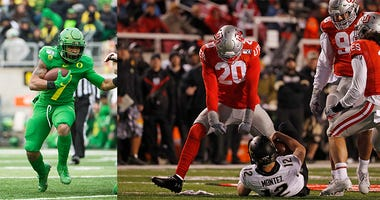 Oregon Ducks, Utah Utes, Pac-12 Title Game