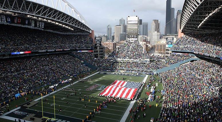 Seahawks, Century Link Field