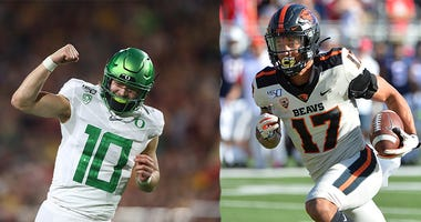 Oregon Ducks, Oregon State Beavers, Civil War, Pac-12 Football