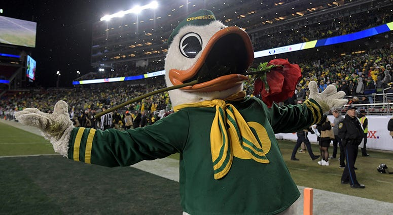 Oregon Ducks Football, Pac-12