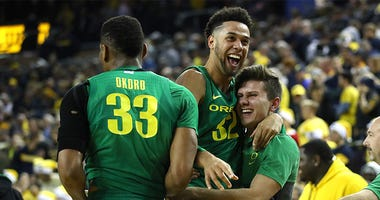 Oregon Ducks Mens Basketball