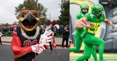 Oregon Ducks, Utah Utes, Pac-12 Title Game, college football