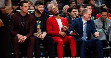 Portland Trail Blazers, NBA, CJ McCollum