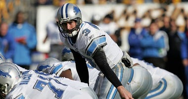 Joey Harrington, Detroit Lions, NFL