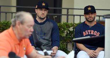 Houston Astros, cheating, MLB