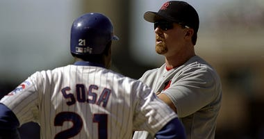 Mark McGwire, Sammy Sosa, MLB, ESPN, home run, Dirt and Sprague, 1080 The FAN, KFXX-AM