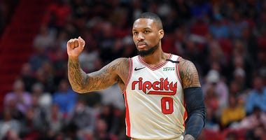 Damian Lillard, Portland Trail Blazers, NBA, coronavirus, bubble, Dusty and Cam in the Morning, 1080 The FAN, KFXX-AM