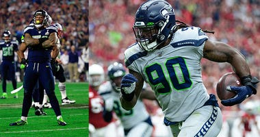 Seattle Seahawks, Jadeveon Clowney, Bruce Irvin, NFL