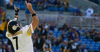 Ben Rothlisberger, Pittsburgh Steelers, NFL