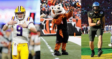 Joe Burrow, Justin Herbert, Cincinnati Bengals, NFL