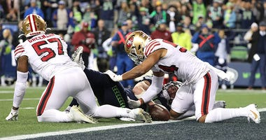 Seattle Seahawks, San Francisco 49ers, NFL