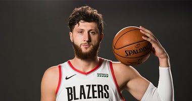 Jusuf Nurkic, Portland Trail Blazers