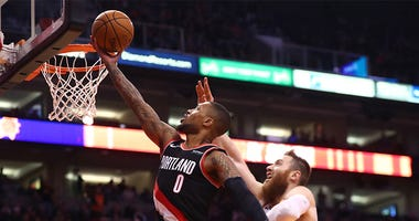 Portland Trail Blazers, Damian Lillard, NBA