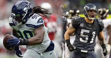 Lofa Tatupu, Seattle Seahawks, NFL, Dusty and Cam in the Morning, KFXX-AM