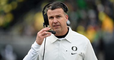 Mario Cristobal, Oregon Ducks Football, College Football Playoff