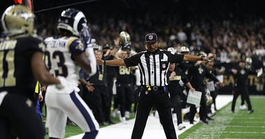 NFL, pass interference, video review