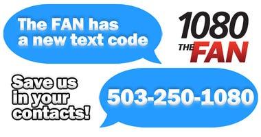 1080 The FAN, KFXX-AM