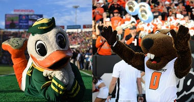 Oregon Ducks, Oregon State Beavers, Pac-12 Football