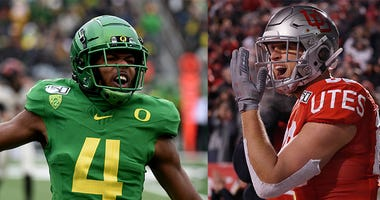 Oregon Ducks Football, Utah Utes Football, Pac-12 Title Game