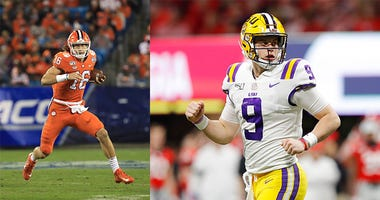 Trevor Lawrence, Joe Burrow