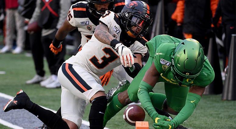 Oregon Ducks, Pac-12 Football, Civil War
