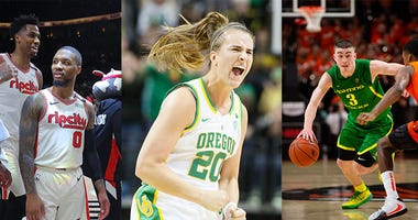 Trail Blazers, Oregon Ducks Basketball