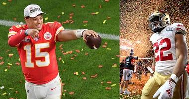 San Francisco 49ers, Kansas City Chiefs, Super Bowl