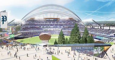 Portland Diamond Project, MLB