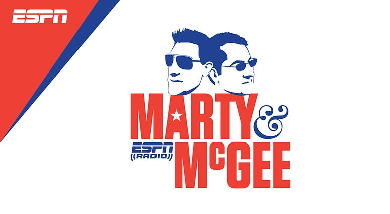 Marty and McGhee