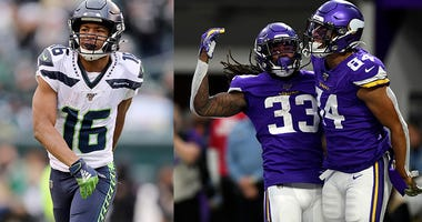 Seattle Seahawks, Minnesota Vikings, NFL
